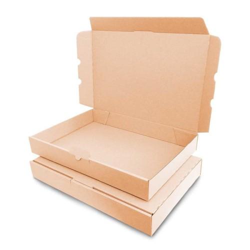 Karton fasonowy 350x250x50 mm - MB 5 brązowy