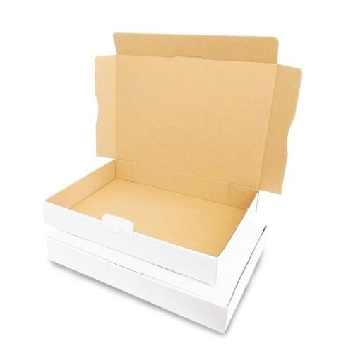 Karton fasonowy 320x225x50 mm - A4 - MB 4 biały