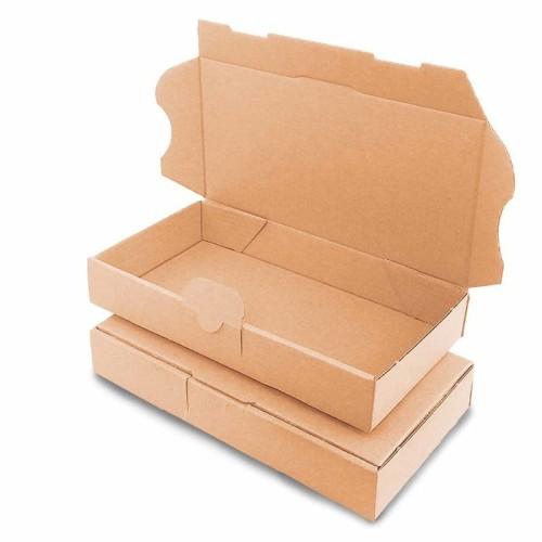 Karton fasonowy 180x100x30 mm - MB 0 brązowy