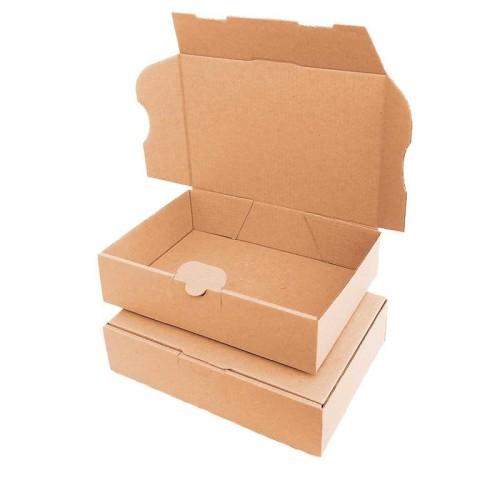Karton fasonowy 180x130x45 mm - MB 2 brązowy