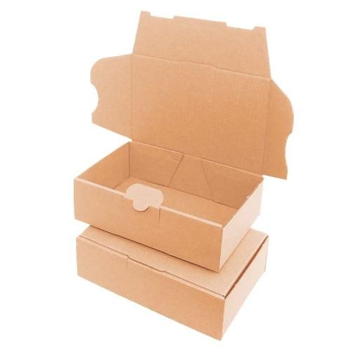 Karton fasonowy 160x110x50 mm - MB 1 brązowy